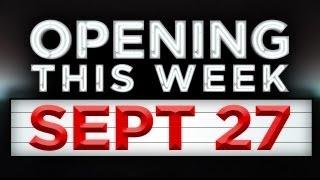 Movies Opening This Week - Interactive Film Picker - 09/27/13 HD