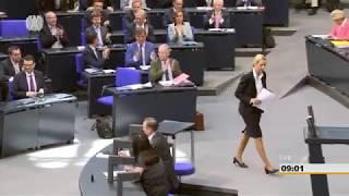 Bundestag: Generalaussprache zum Kanzleretat