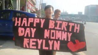 MAKIBAKA WAG MATAKOT / MOMMY PRINCE BIRTHDAY SURPRISE!!!!