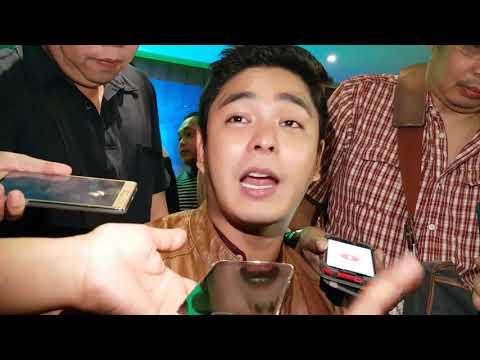 Coco Martin inulan sa shooting ng Ang Panday