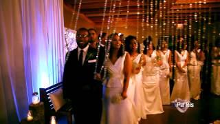 Tj and Paris Wedding Video