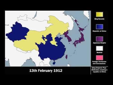 Xinhai Revolution: Every Day