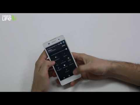 Sony Xperia E5 hands-on (Greek)