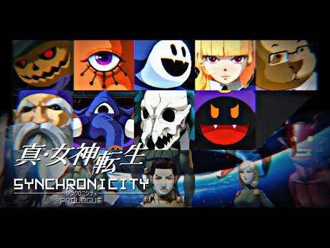 (English) Shin Megami Tensei Synchronicity Prologue 真・女神転生シンクロニシティ