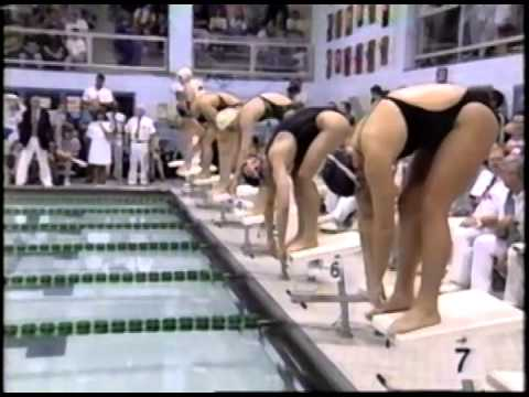 1995 IHSA Girls Swimming & Diving State Finals