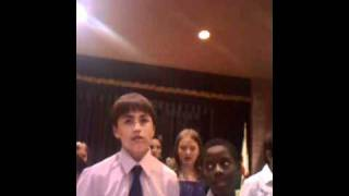 Mandarin Oaks 5th grade graduation songs the children sang. 2010