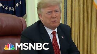 President Donald Trump Over Democrats Blamed For Shutdown, Poll Shows | Morning Joe | MSNBC