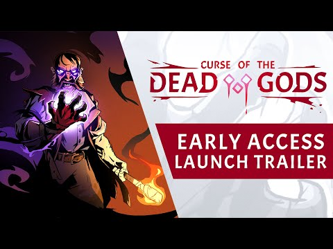 Curse of the Dead Gods - Early Access Launch Trailer