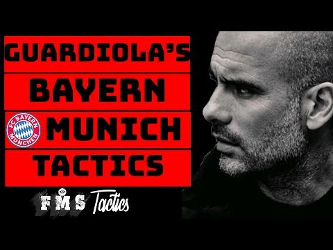 Pep Guardiola's Bayern Munich Tactics | Bayern Munchen Tactics 2013-16 | How Pep Transformed Bayern