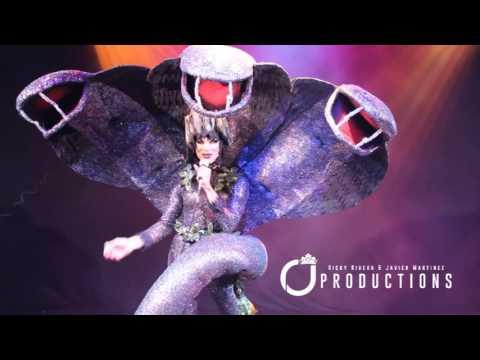 Preliminary AAG 2017 • Puerto Rico   Creative Costume Russia Altieri