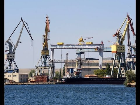 Промышленность Крыма в 2017