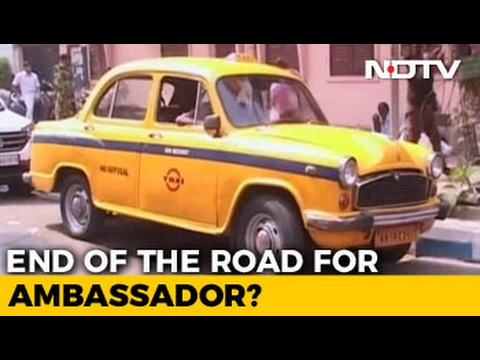 French Car Manufacturer Peugeot SA Buys Ambassador - YouTube