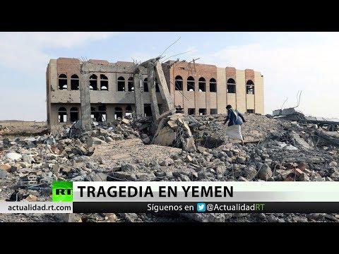 Al menos 33 muertos tras un bombardeo de Arabia Saudita durante una boda en Yemen