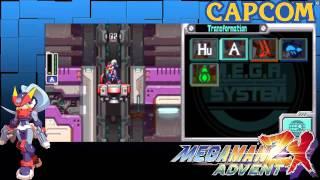 "Megaman ZX Advent - Model F ""Atlas"" (Ashe)"