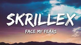 Utada Hikaru &amp Skrillex - Face My Fears (Lyrics)