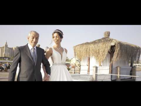 This is the best day for Mona & MURAT at Liberty Hotels Lara