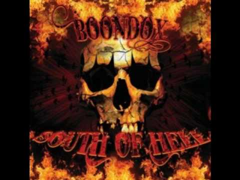 Boondox watch your back track 14