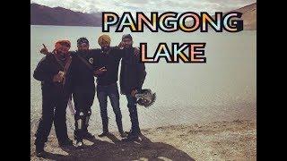 Part - 5 | Delhi to Ladakh | Leh To Pangong Lake | Chang La Pass