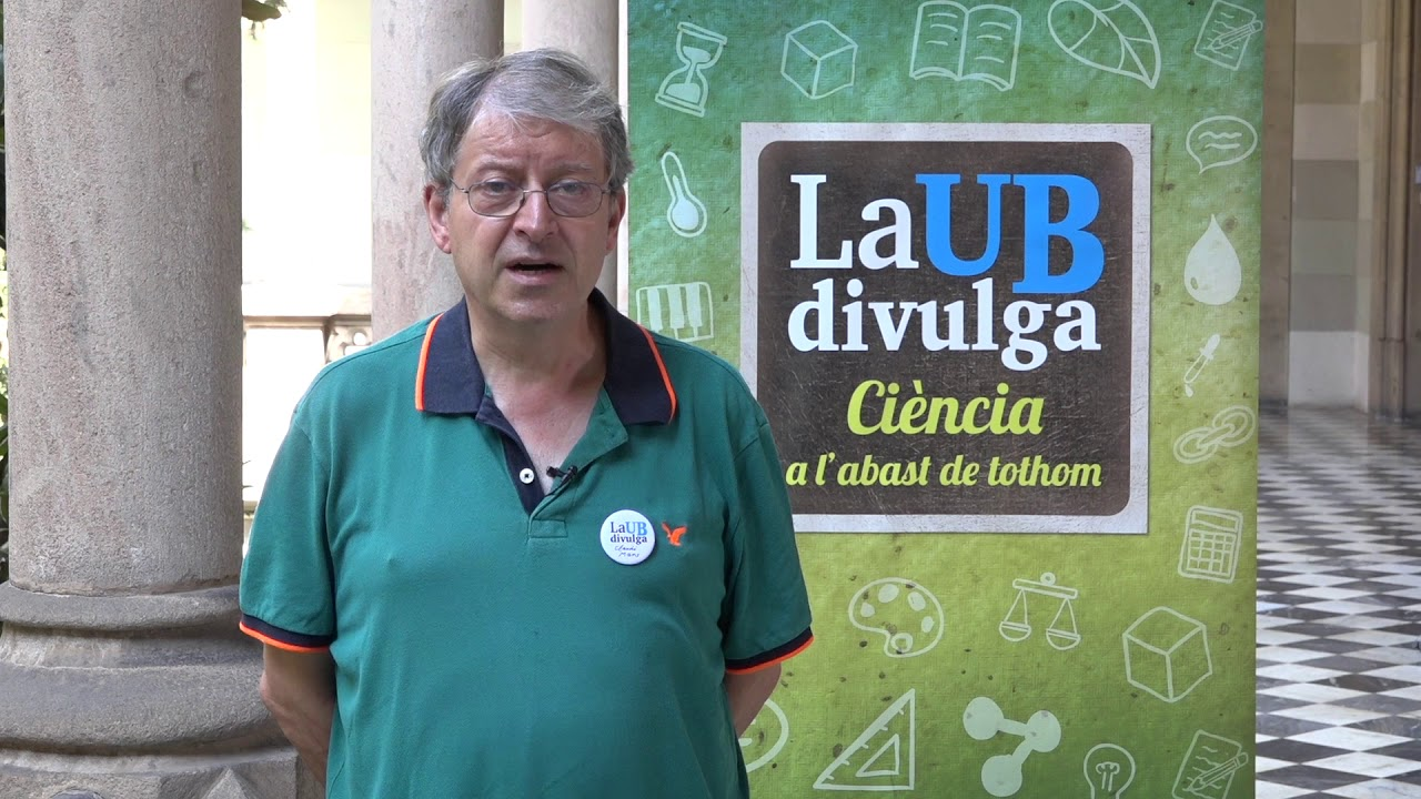 Claudi Mans: Química quotidiana