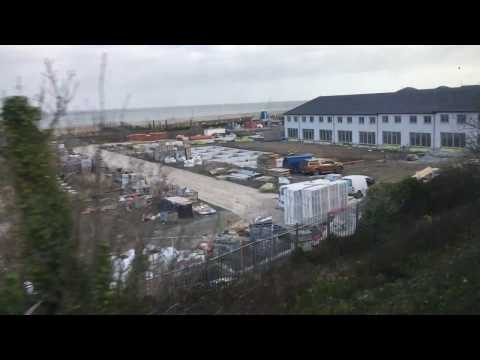 The Marina Harbour Works 11th Jan 2017
