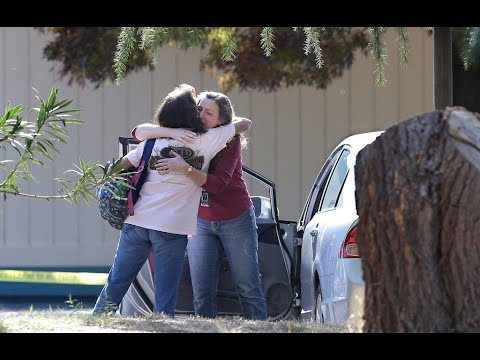 At Least 4 Dead in Northern California Shooting Rampage