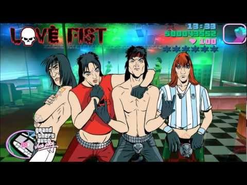 LOVE FIST - This Night