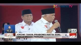 Download Video Debat Terakhir Calon Presiden & Wakil Presiden 2014 (FULL) MP3 3GP MP4