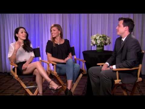 Aimee Garcia and Tricia Helfer Talk LUCIFER Season 2