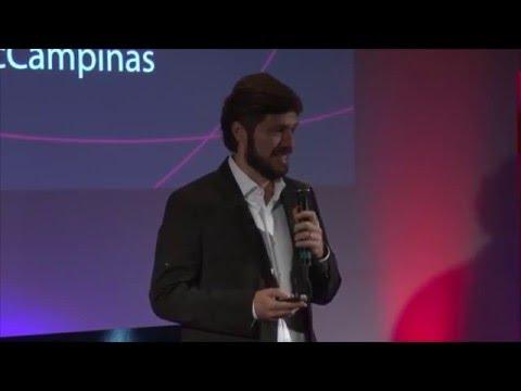 Palestra Márcio Fernandes Felicidade Dá Lucro Tedx Senac Campinas