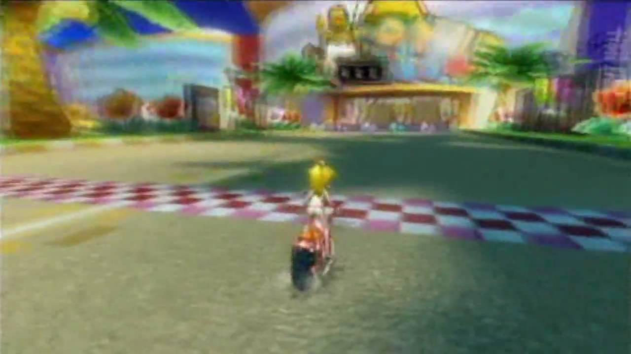 Mario Kart Wii Flower Cup 150cc Part 1