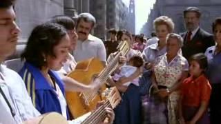 VALENTÍN DE LA SIERRA Ausschnitt aus dem Film Antonieta 1982