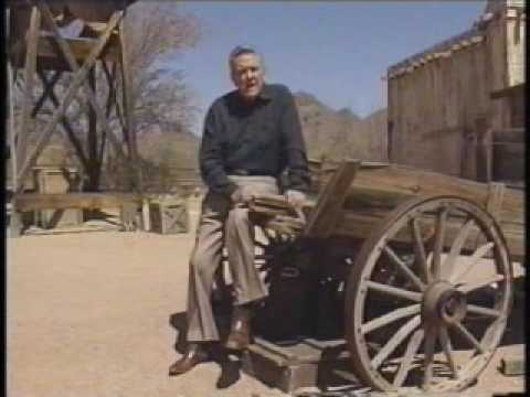 The High Chaparral News Clip at Old Tucson from KVOA TV 4