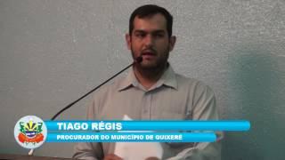 Tiago Régis pronunciamento 14 07 2017