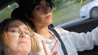 Haikyuu Driving Back Home With Akaashi  And Kenma