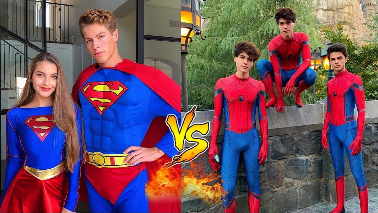 Download Ben Azelart Vs Alan & Alex Stokes Instagram Videos | Who is the Winner?