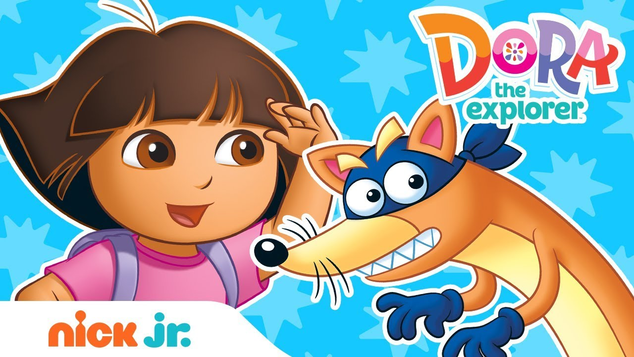 Download Swiper's Greatest Swipes 🦊 Dora the Explorer | Dora and Friends | Nick Jr.
