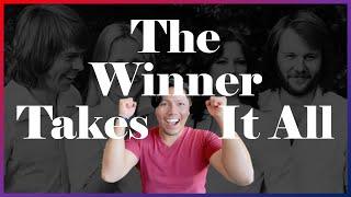 ABBA The Winner Takes It All covered by Aizdean アバの「ザ・ウィナー/勝者が全てを」をアイズディーンが歌ってみた 洋楽 