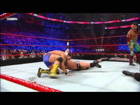 Chavo Guerrero pays tribute to his uncle Eddie Guerrero: Royal Rumble 2011