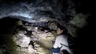 Das Finstere Loch - Höhlenbefahrung bei Heubach / Ostalb Gopro-Version