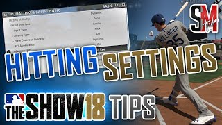 Intro To MLB The Show 18 - Hitting Tips - MLB The Show 18 Gameplay