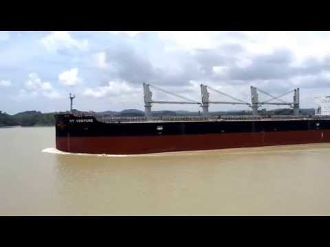 #04 In South America Approaching a bulker