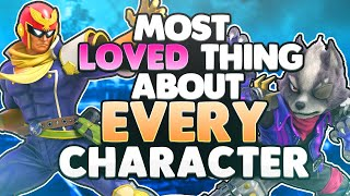 The MOST LOVED THING about EVERY CHARACTER | Super Smash Bros. Ultimate