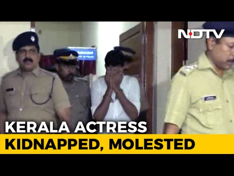 Kerala Film Stars Outraged After Actor Allegedly Molested In Moving Car