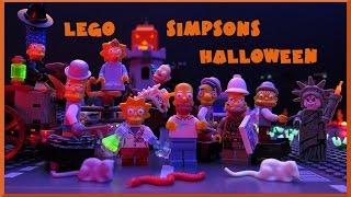 Lego® Simpsons™ Halloween by Magic_Bricks