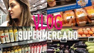 Baixar VLOG: O que eu compro no SUPERMERCADO? FIT