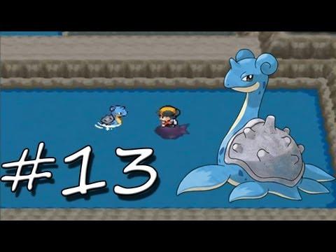 Pokemon SoulSilver - Part 13 - Lapras & Mahogany Town