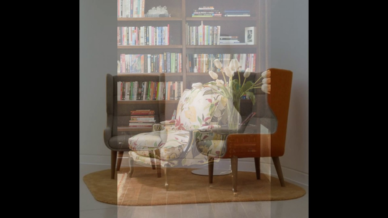 Bedroom the most comfortable reading chair youtube - Comfortable reading chair for bedroom ...