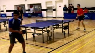 2015 Spring Upstate NY Cornell (Yuyang Ying) VS U of Rochester (Vitraag Mehta)