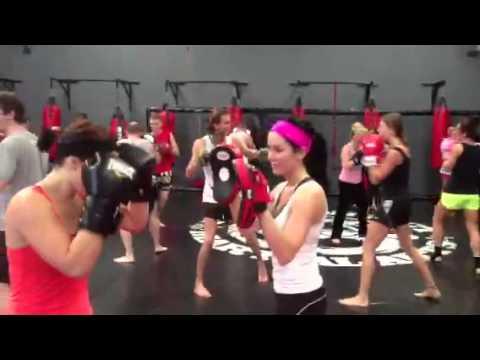 M1FC Boxing class