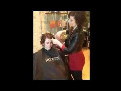 Tangles Salon Hair Tutorial